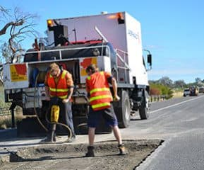 Service Image Road Maintenance